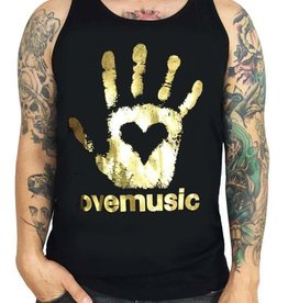 Grooveman Love Music Tank