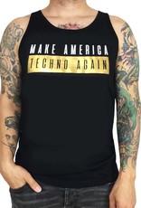 Grooveman Make America Techno Again Tank