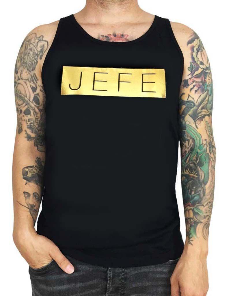 Grooveman Jefe Tank