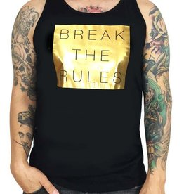 Grooveman Break the Rules Tank