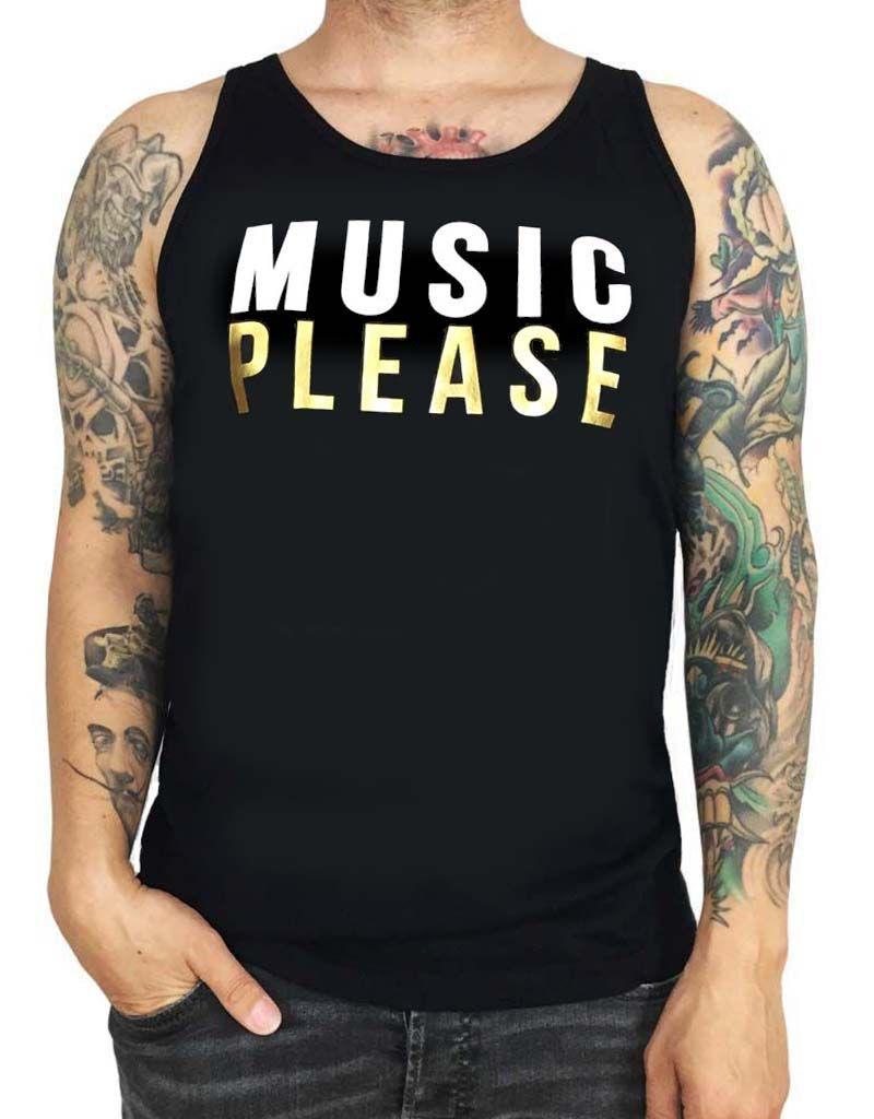 Grooveman Music Please Tank