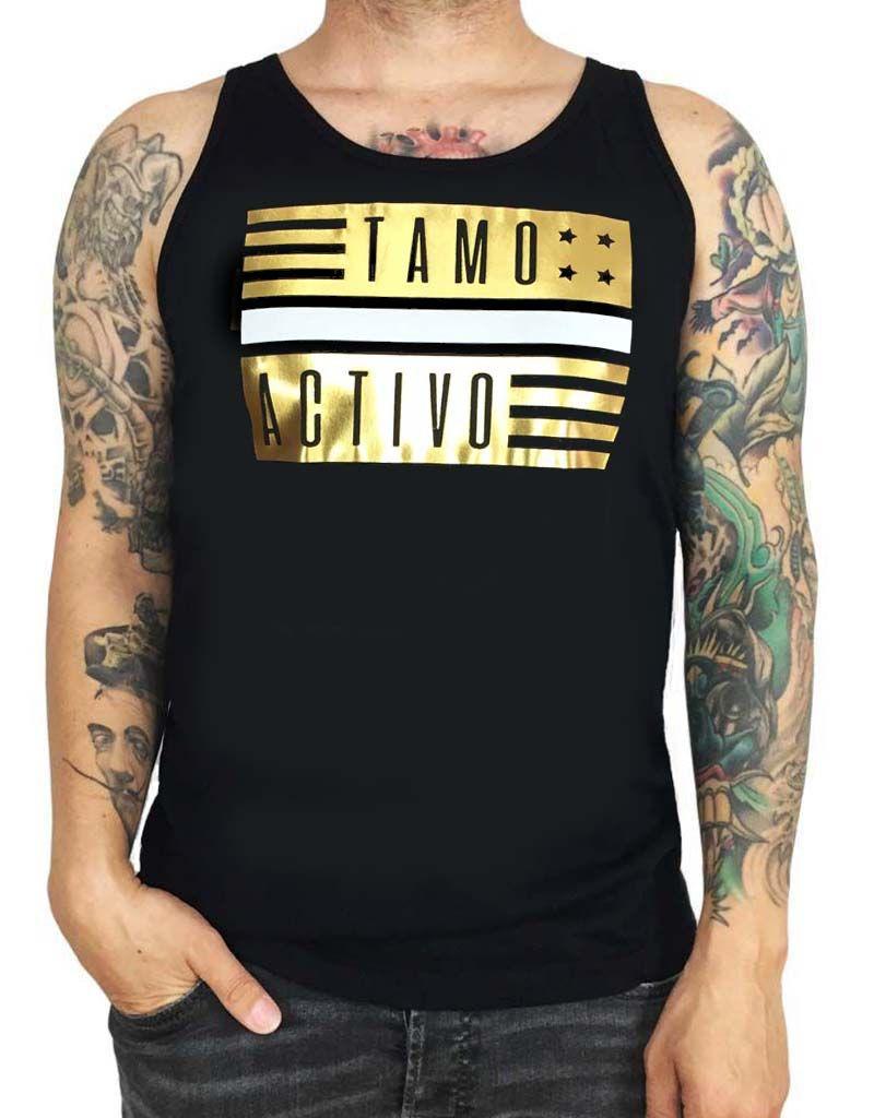 Grooveman Tamo Activo Square tank