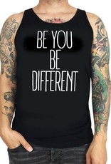 Grooveman Be You Be Different Tank