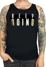 Grooveman Keep Going Tank