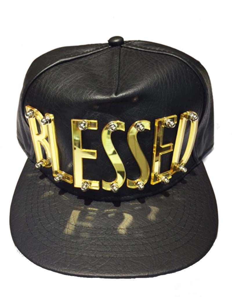 Grooveman Groove Hat   Blessed Gold
