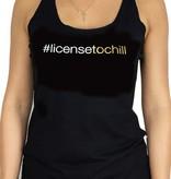 Grooveman #Licensedtochill Women