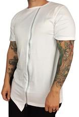 Grooveman T Shirt Front Zipper