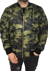 Grooveman Basic Bomber jacket