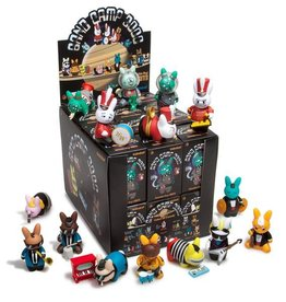 "Kidrobot LABBIT BAND CAMP BLIND BOX 2.5"" MINI SERIES"