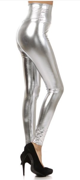 London Leggins | Metallic