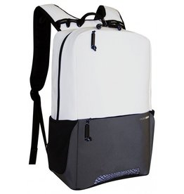 Focused Space Focused Space | The Reflektor Backpack I White-Black-Grey