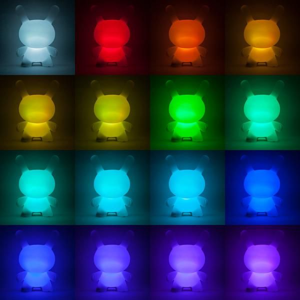 "Kidrobot LARGE 20"" DUNNY LAMP"