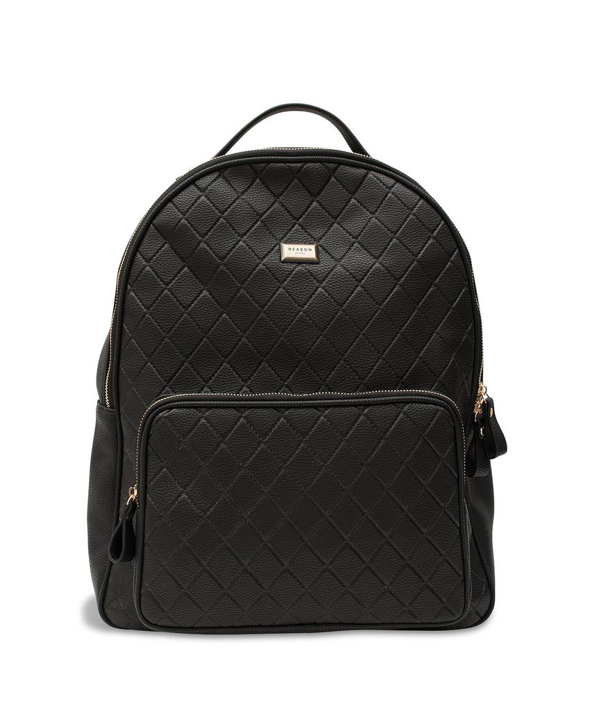 Reason Reason | SILVA BACKPACK - BLACK