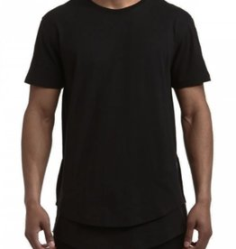 Smoke Rise Basic Tee w/Zipper