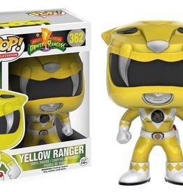Funko Funko | Pop TV Power Rangers Yellow Ranger