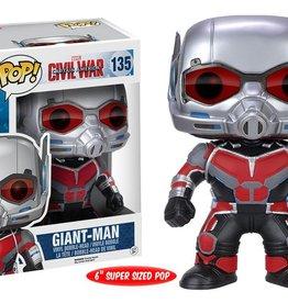 "Funko Funko | Pop Marvel: America 3 Giant Man 6"""