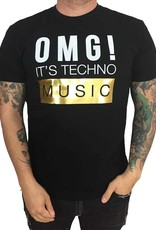 Grooveman OMG! It's Techno Music