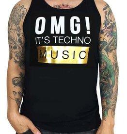 Grooveman OMG! It's Techno Tank