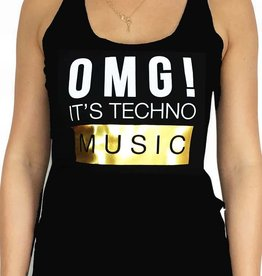 Grooveman OMG! It's Techno Tank Women