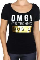 Grooveman OMG! It's Techno Women