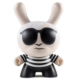 "Kidrobot Kidrobot   Andy Warhol Masterpiece 8"" Andy Dunny"