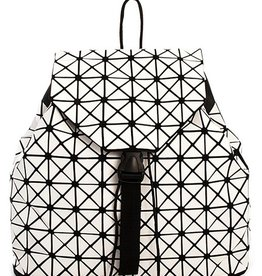 London Backpack Diamond White