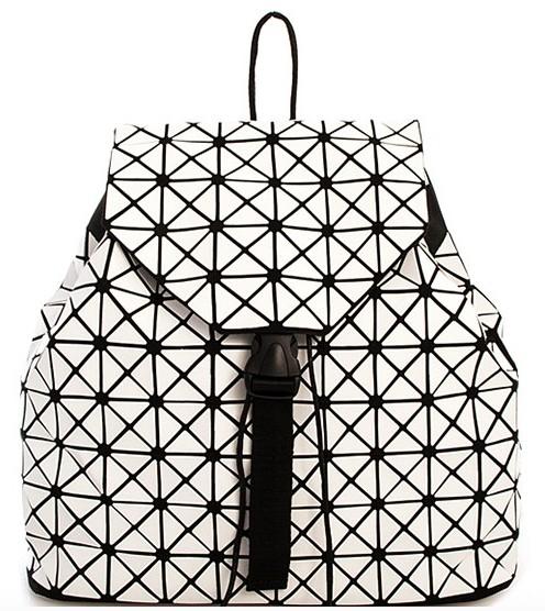 London Backpack Diamond White