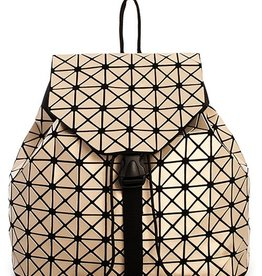 London Backpack Diamond Gold