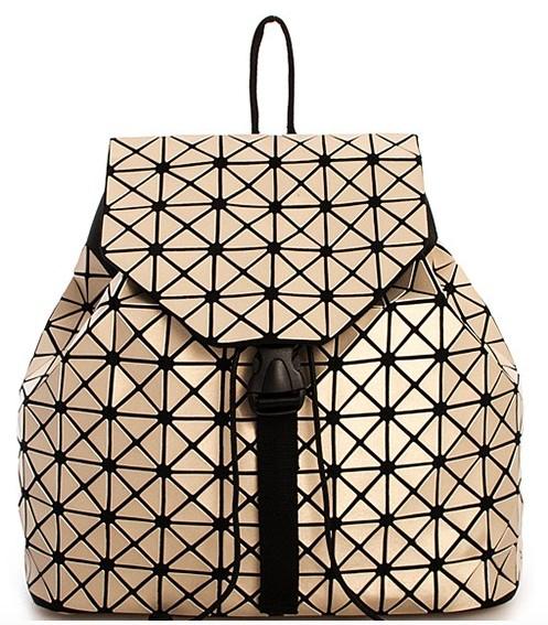 London Backpack Diamond Gold
