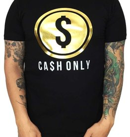 Grooveman Cash Only Circle