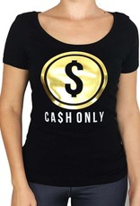 Grooveman Cash Only W Tee