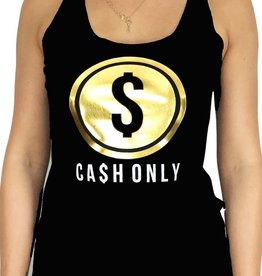 Grooveman Cash Only W Tank