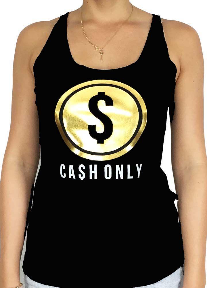 Grooveman Cash Only W Tank