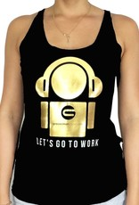 Grooveman Let's go to Work W Tank