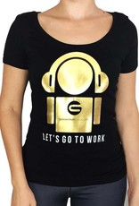 Grooveman Let's go to Work W T Shirt