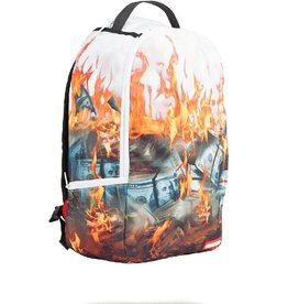 Sprayground Sprayground | White Fire Money