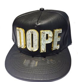 Grooveman Groove Hats | Dope Double Letters