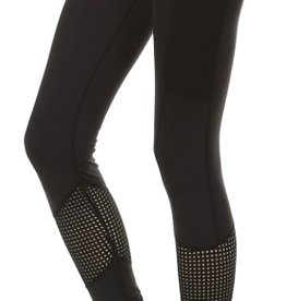 London Stretch Leggins with Mesh
