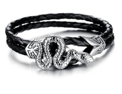 Grooveman Bracelet | Snake