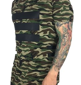 Grooveman Groove Elongated Camo