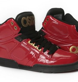 Osiris MENS NYC 83 RED/GOLD/BLACK