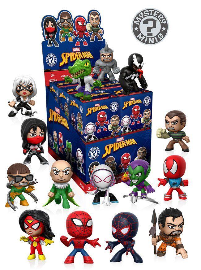 Funko Funko | Mini Blind Box : Classic Spiderman