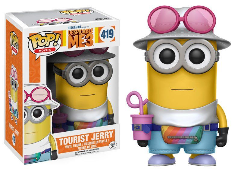 Funko Funko | Pop Despicable Tourist Jerry