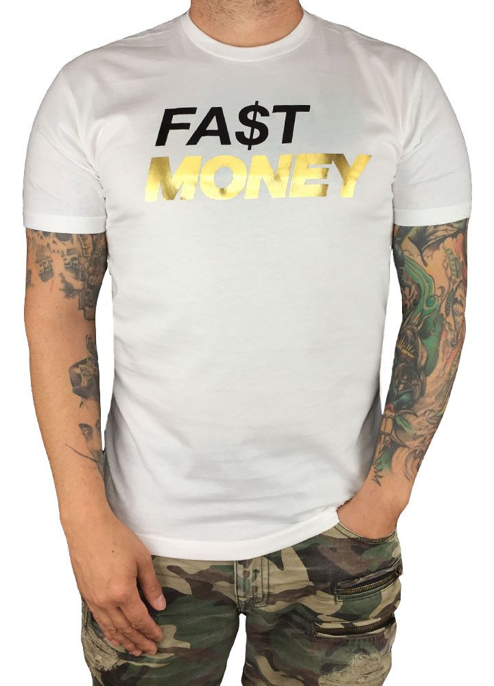 Grooveman Fast Money White