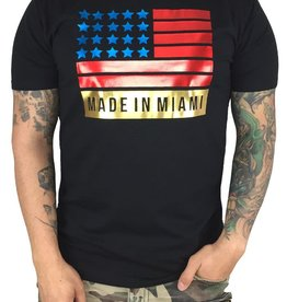 Grooveman Made in Miami Clean Black