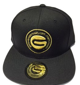 Grooveman Embroidered Hat | G Logo Miami Beach