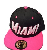 Grooveman Snapback Embroidered Hat | Miami