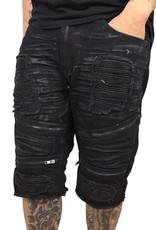 Grooveman Twill Moto Short