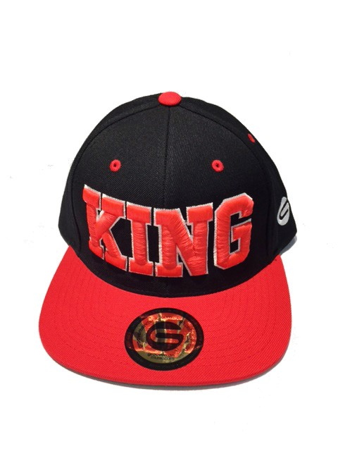 Grooveman Embroidered Hat | King