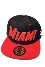 Grooveman Embroidered Hat | Miami